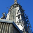 Empire State Building top, New York — Foto Stock