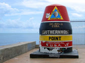 Southernmost USA — Stock Photo