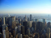 Nord est manhattan, new york — Foto Stock