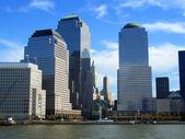 Dünya Ticaret Merkezi, manhattan, new york — Stok fotoğraf