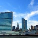 UN Headquarters, Manhattan, New York — Stock Photo #2415503