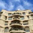 Casa Mila' exterior, Barcelona - Stock Photo