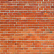 Red bricks wall — Stock Photo #2463420