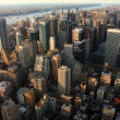 Stock Photo: West midtown Manhattan, New York