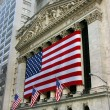 New York Stock Exchange — Stock Photo #2464085