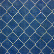Stock Photo: Metal chainlink grid