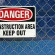 Danger sign — Stock Photo #2468678