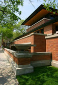 Frank Lloyd Wright's Robie House — Stock Photo