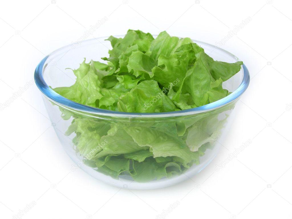 simple salade verte photographie msavoia 2463601. Black Bedroom Furniture Sets. Home Design Ideas