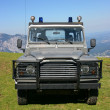 Offroad vehicle - Stock Photo