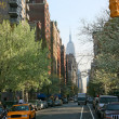 5th avenue from Washington square — Stock Photo #2471736