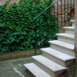 Stock Photo: External stairs