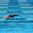 Foto Stock: Pool lane