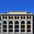 Stock Photo: Neoclassical facade