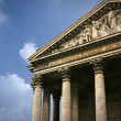 Stock Photo: Pantheon detail