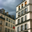 Paris buildings - Stock Photo