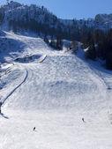 スキー斜面 — ストック写真