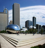 Millennium Park — Stock Photo