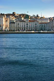 Piazza Unita Trieste — Stock Photo