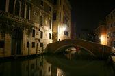 Venice bridge — Stock Photo
