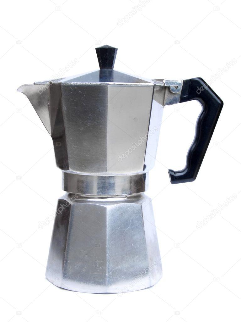 Italian coffee maker — Stock Photo © msavoia #2471975