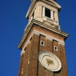 Clock tower in Venice — Stock Photo #2480798