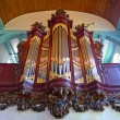 Begijnhof church pipe organ — Stock Photo