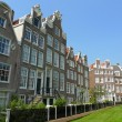 Begijnhof facades - Stock Photo