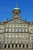 Amsterdam Royal Palace — Stock Photo