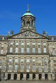 Amsterdam Royal Palace — Stock Photo