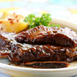 Baby Back Ribs — Stock Photo #2421558