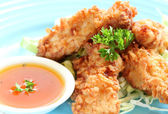 Chicken Strips — Stock Photo