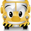 School Bus — Vector de stock