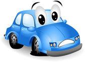 Flat Tire — Stock Vector