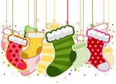 Weihnachtlich — Stockvektor