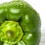 Fresh green pepper — Stock Photo #2333397