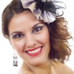 Beautiful young smiling woman — Stock Photo #2333810