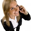 Businesswoman on Phone — Stock Photo #2518222