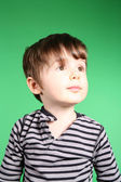 Little boy portrait — Stock Photo