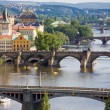 Summer in Prague - Stock Photo