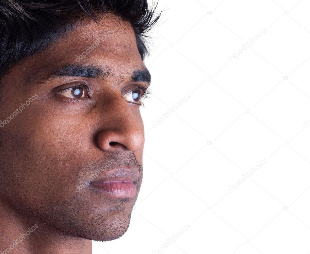 Young Indian - Stock Image