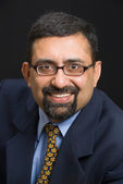 Executivo indiano — Fotografia Stock