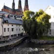 Stock Photo: Cathedral in Uppsala