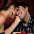 Attractive young couple - Stock Photo