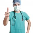 Doctor with stethoscope — Stock Photo #2675204