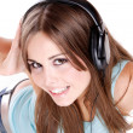 Listening to Music — Stock Photo #2675486