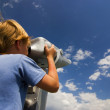 Binocular - Stock Photo