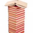 Pile of books — Stockfoto #2380303