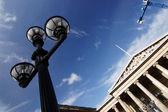 The building of British Museum — Stock Photo