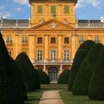Baroque mansion — Stock Photo